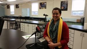 Lourdes Regional High School Shamokin Catholic School NASA Kelly McCarthy teacher2