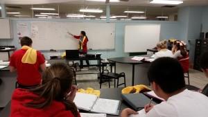 Lourdes Regional High School Shamokin Catholic School NASA Kelly McCarthy teacher3