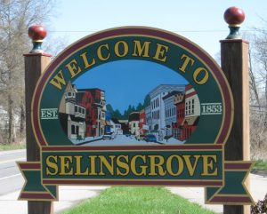SelinsgroveSign