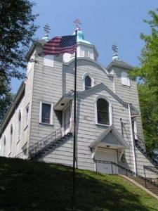 Centralia church