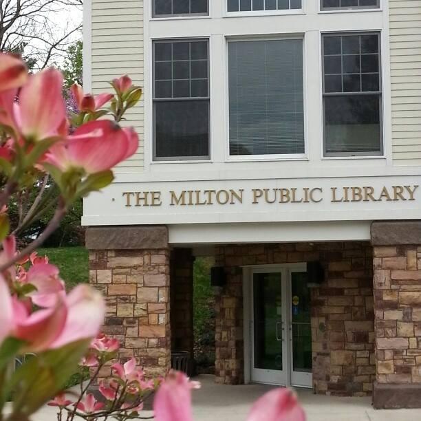 Bond, James Bond at the Milton Public Library |