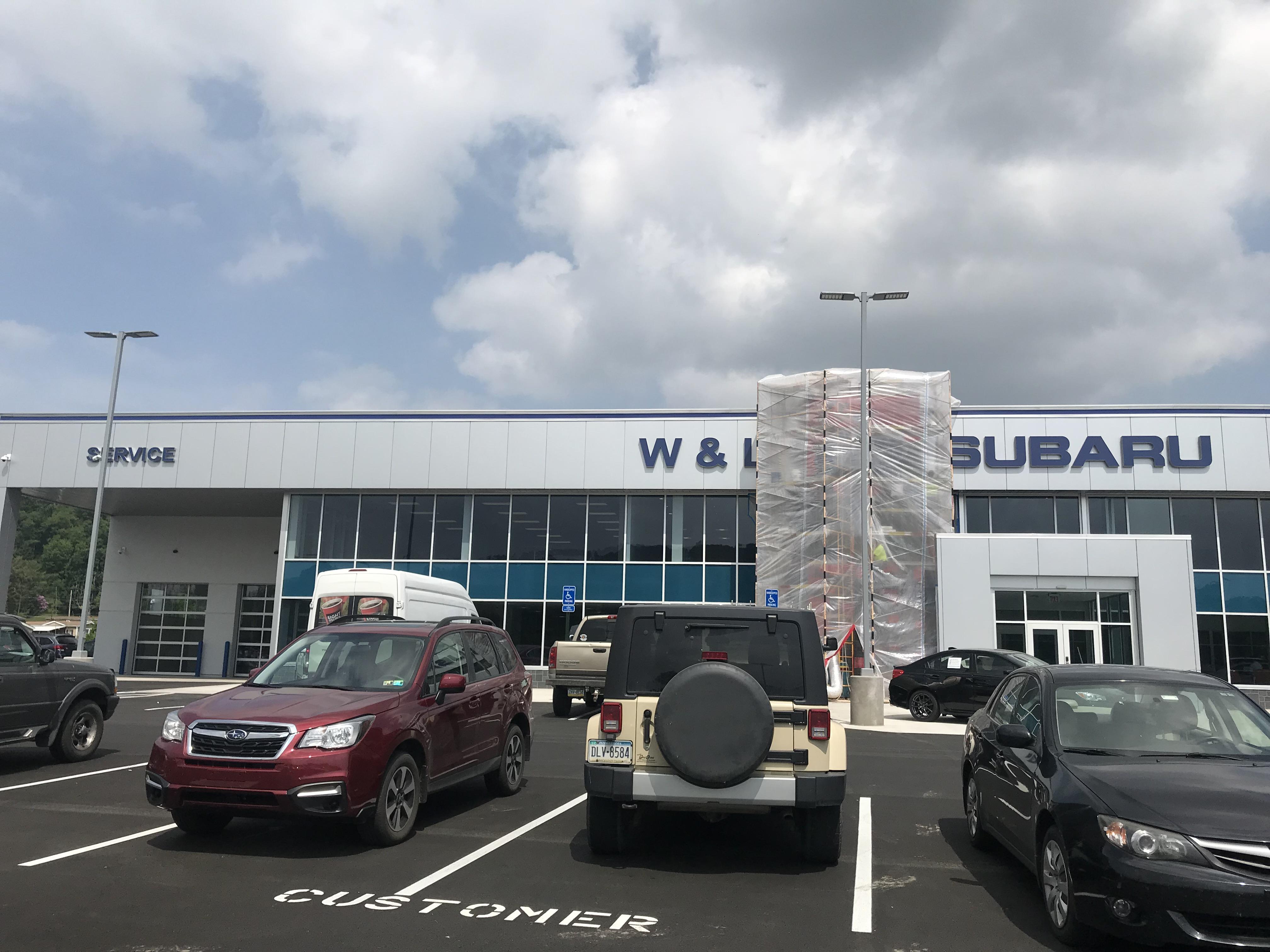 New W L Subaru Location Grand Opening Saturday