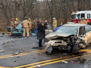 Sunbury man dies in fatal wreck on Route 11 near Bloomsburg